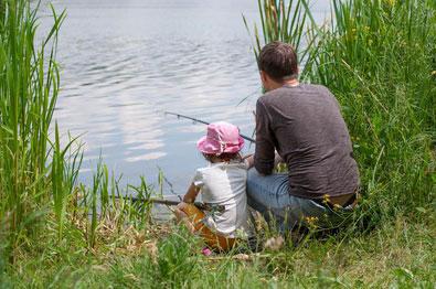 Tips til fiskeri sammen med børn
